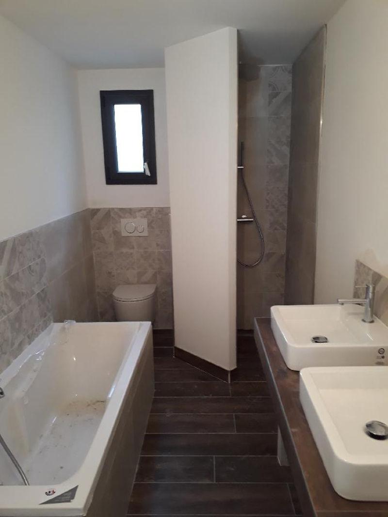 Rénovation salle de bain à Ménerbes  Clement Fabien, plombier