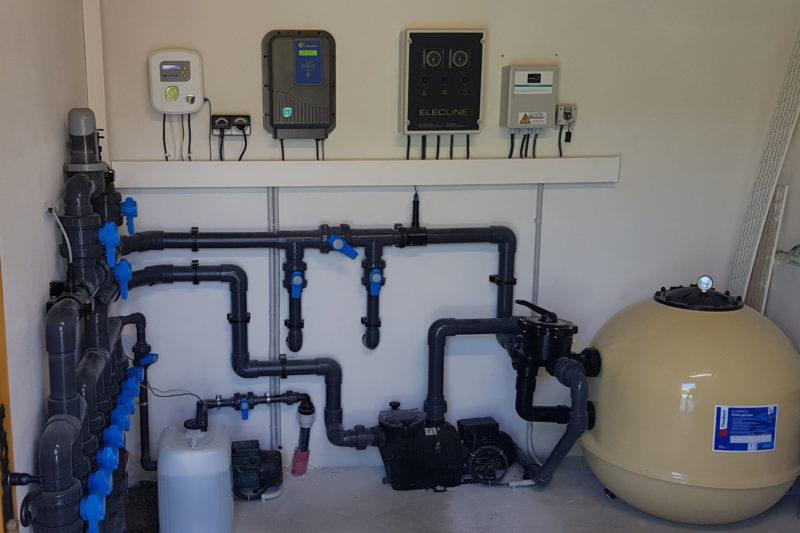 pompe à chaleur filtration piscine à Cavaillon