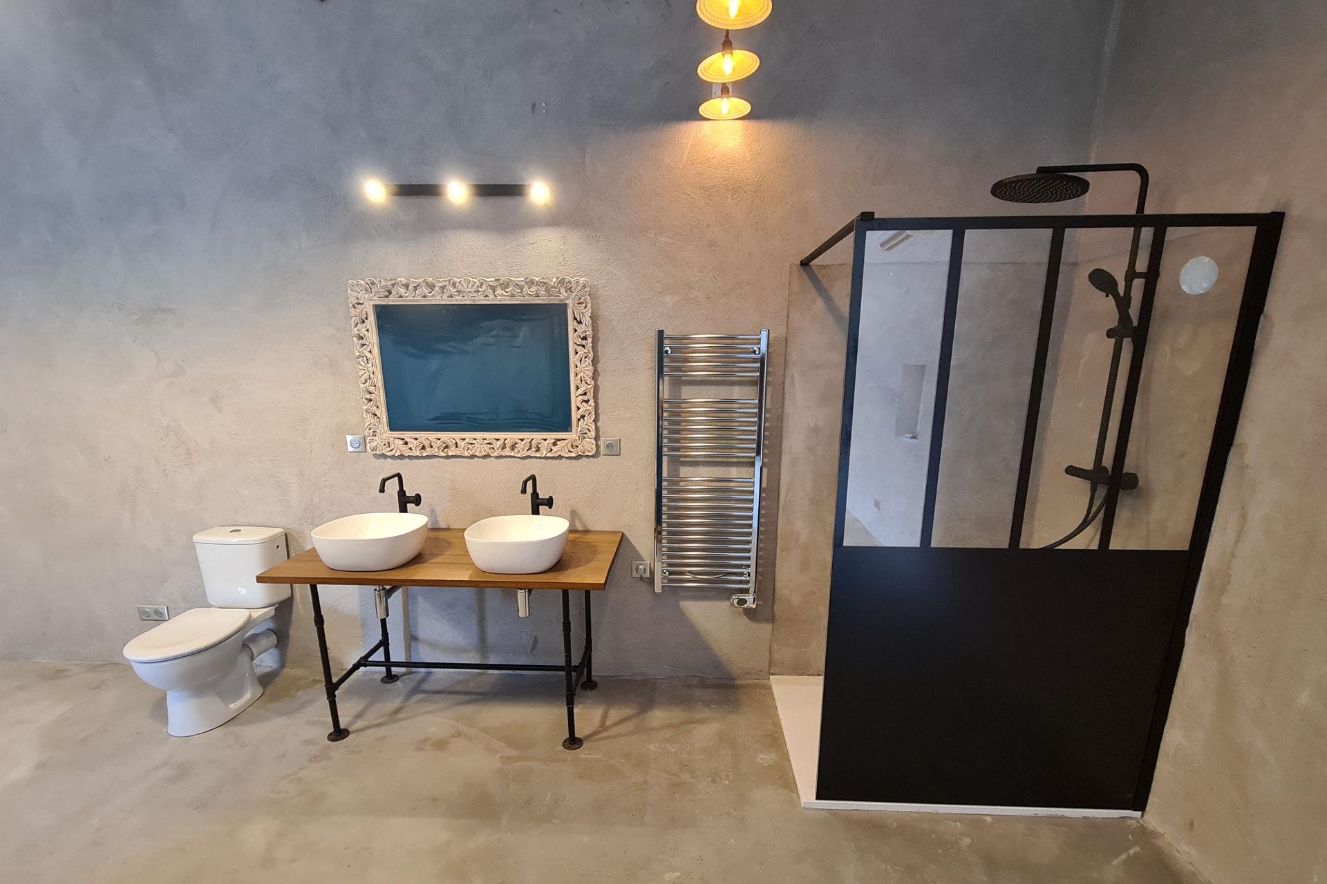 Salle de bain Cheval-Blanc